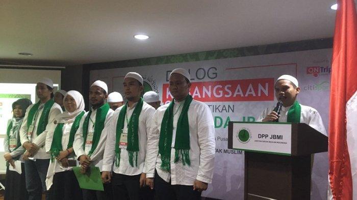 Hadi Nainggolan Resmi Jadi Ketua Umum Pemuda Jamiyah Batak Muslim Indonesia