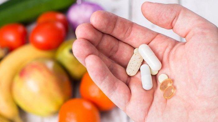 Efektifkah Konsumi Suplemen untuk Tangkal Virus Corona? Ahli Gizi Ungkap Fakta Lain