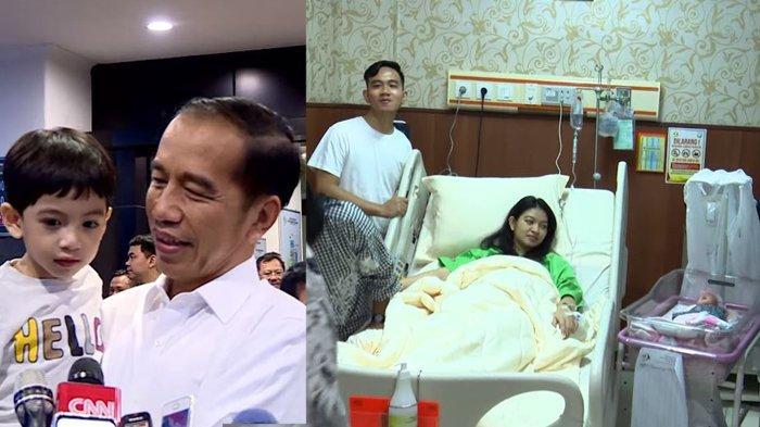 Asli Jawa, Ini 3 Arti Nama Cucu Jokowi, Jan Ethes Srinarendra, Sedah Mirah, dan La Lembah Manah