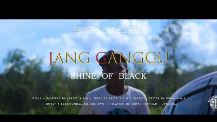 Chord Jang Ganggu - Shine of Black: Jang Ganggu yang Itu Sa Punya Jang Ganggu