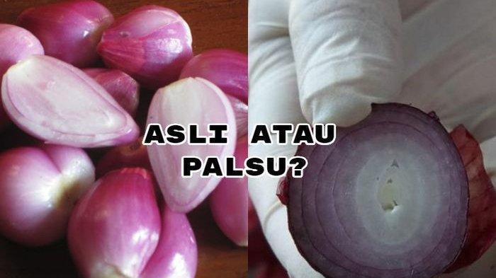 Banyak Dijual di Pasar, Jangan Pernah Beli Bawang Merah dengan Ciri-ciri Ini, Bahaya Banget!