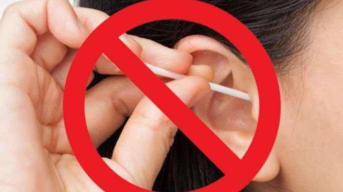Bahaya, Wanita Ini Terkena Infeksi Otak Gara-gara Sering Pakai Cotton Bud Saat Bersihkan Kuping