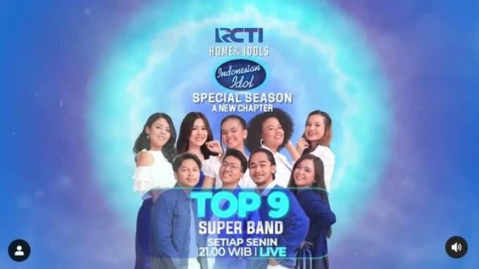 Live Streaming Indonesian Idol Senin, 15 Februari 2021 Tonton Lewat HP di Sini!