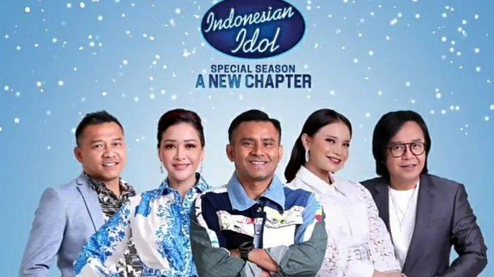Boy William, Ari Lasso, Maia Kena Covid-19, Kini Host, hingga Kontestan Indonesian Idol Pakai Masker