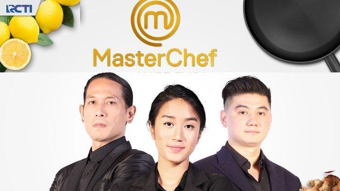 Jadwal Acara TV, Minggu 29 November 2020: MasterChef Indonesia di RCTI, Film Thypoon di Trans 7