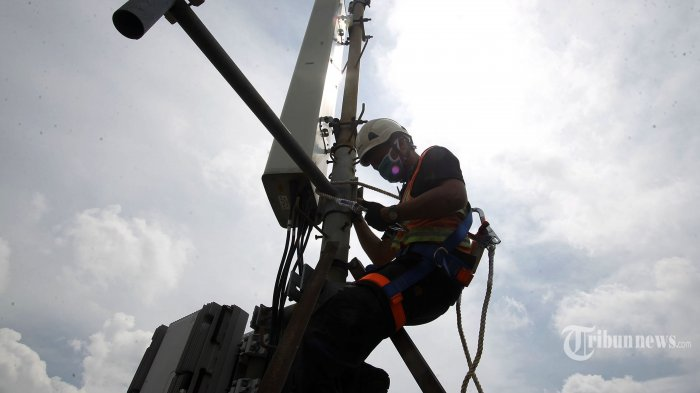 Jaringan XL Axiata Siap Layani Aktivitas ''Work From Bali''