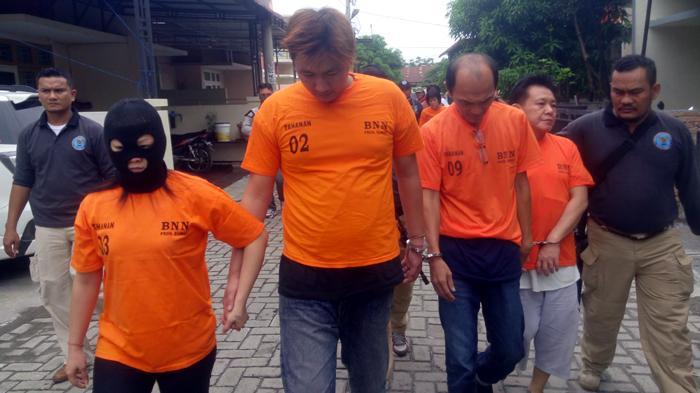 Peredaran 20 Kg Sabu di Medan Dikendalikan Napi Lubuk Pakam