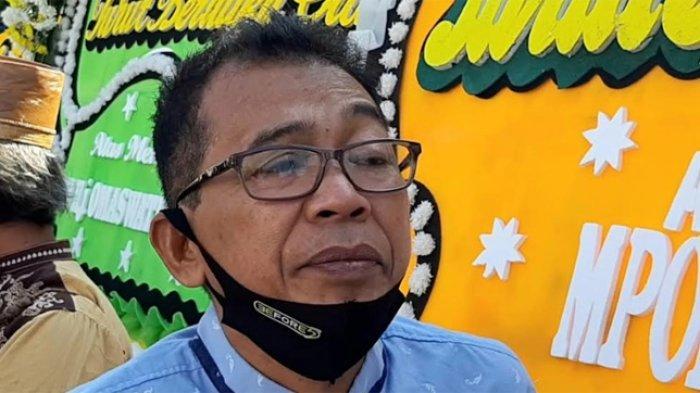 Jarwo Kwat ketika ditemui di rumah Omaswati, di kawasan Cimanggis, Depok, Jawa Barat, Jumat (15/7/2020).