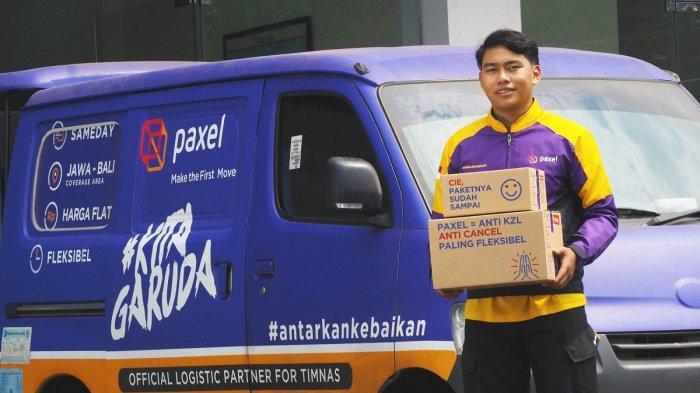 Tujuh Bulan Kolaborasi, Paxel dan Gojek Kirimkan Lebih dari 100.000 Paket