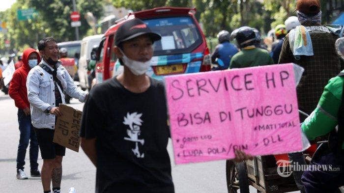 Polisi Buru Pelaku Penyebar Seruan Aksi Tolak PPKM Darurat di Jawa Tengah