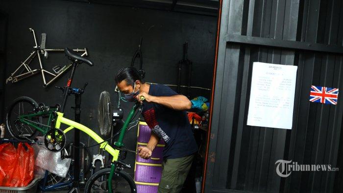 Fakta Sepeda Brompton di Indonesia, Harga Fantastis, Tapi Tetap Diburu
