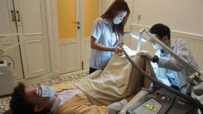Lagi Tren di Thailand, Terapi Memutihkan Alat Kelamin Pria, Tarif Mahal Tak Masalah