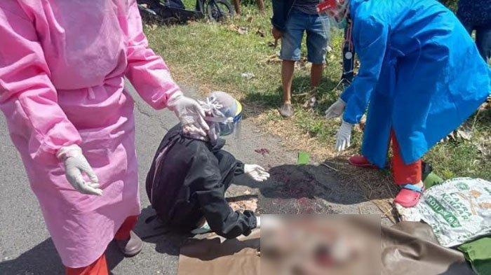 Mayat Bayi Ditemukan Hancur dalam Kresek Tergeletak di Jalan, Sempat Dikira Daging Kurban