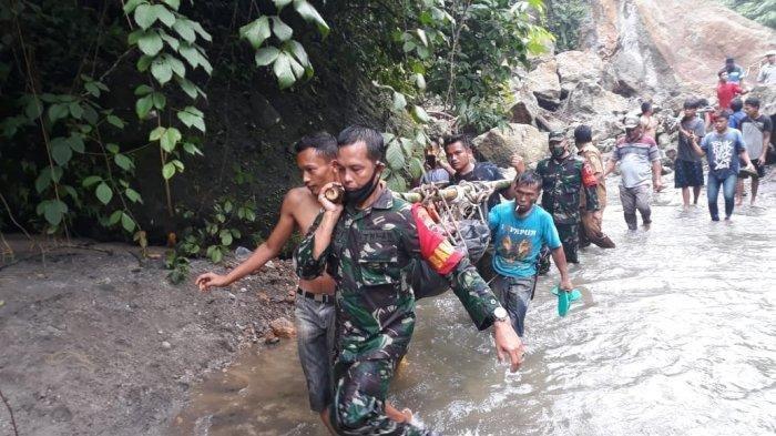 Jasad Claudia Ditemukan, 9 Mahasiswa USU yang Tenggelam di Sungai Tuntungan Telah Dievakuasi Semua