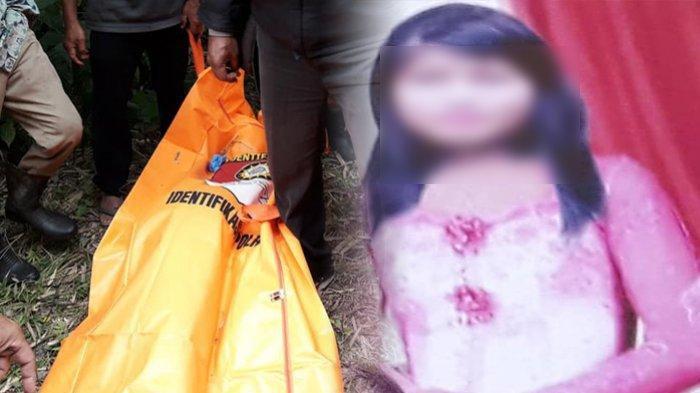 Kristina Br Gultom ditemukan tewas tanpa busana di Tarutung, diduga korban pemerkosaan.