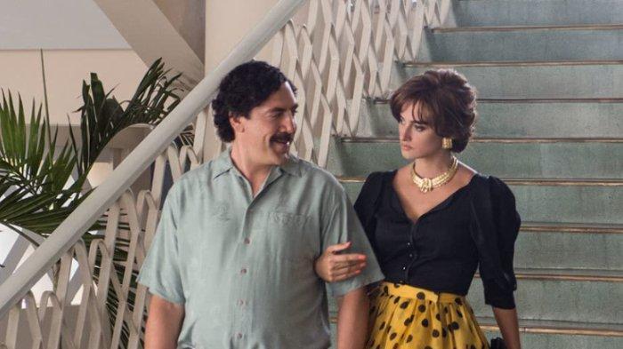 Sinopsis Film Loving Pablo: Tayang Malam Ini di Trans TV Spesial Valentine Pukul 21.30 WIB
