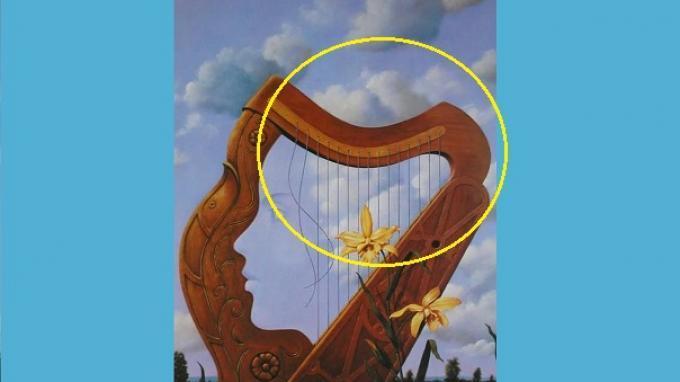 Jika jawaban Anda adalah Harpa, simak penjelasannya berikut ini.