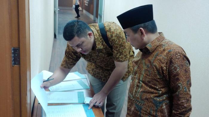 Fraksi PKS Gandeng BNN Lakukan Tes Urine Terhadap Anggota dan Stafnya