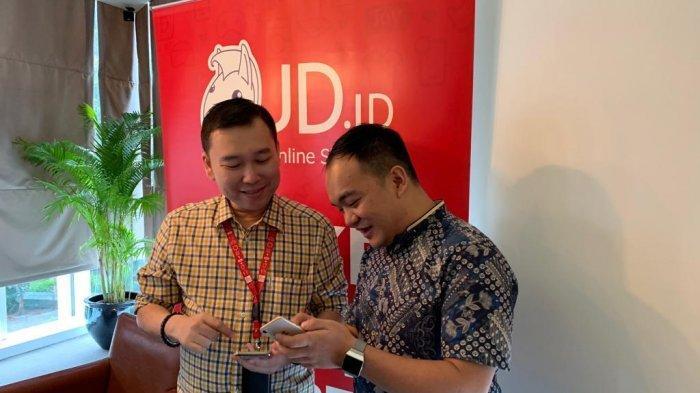 Mendapatkan Harga Spesial Produk Di Jd Id Menggunakan Sharebuy Tribunnews Com Mobile