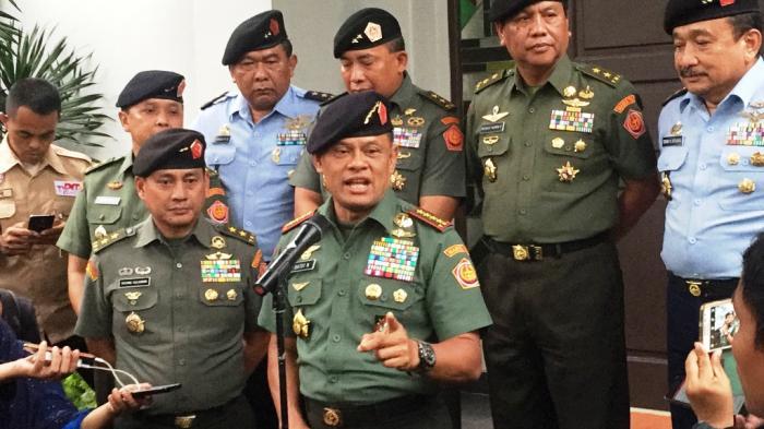 Panglima TNI: Pembangunan Trans Papua Tingkatkan Kesejahterahan Masyarakat