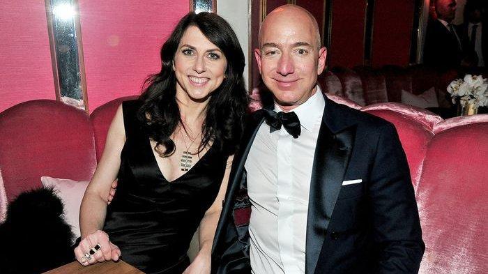 MacKenzie Scott, Mantan Istri Jeff Bezos Menikah Lagi dengan Guru Kimia di Sekolah Anaknya