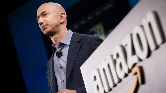 Founder Amazon, Jeff Bezos.