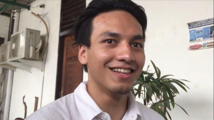 Jefri Nichol ditemui di Pengadilan Negeri Jakarta Selatan, Rabu (18/9/2019).