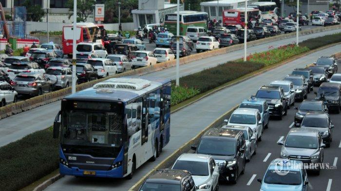 Wacana Pemberlakuan Kembali Ganjil Genap, Polda Metro Jaya Minta Perhatikan Faktor Kesehatan