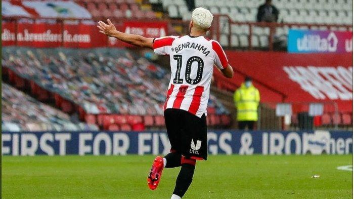 Jelang Final Piala FA, Arsenal dan Chelsea Berburu Pemain Brentford, Said Benrahma