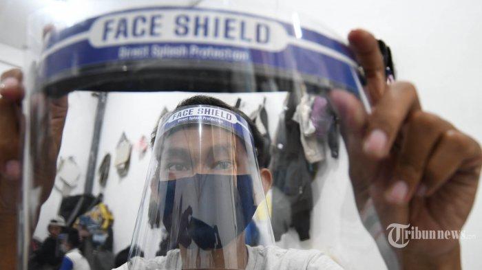 Cara Membuat Face Shield dari Mika, Hanya Butuh 10 Menit, Ini Bahan-bahannya