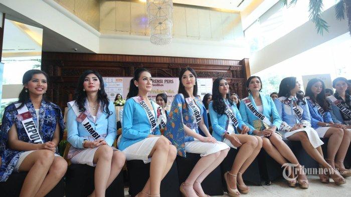 Nama Finalis Puteri Indonesia 2018 yang Lolos 6 Besar, Perwakilan DKI Jakarta Nihil