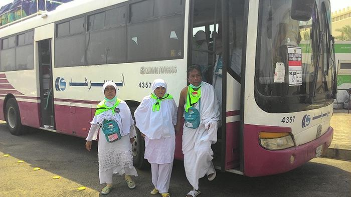59.094 Jemaah Calon Haji Sudah Mendarat di Madinah