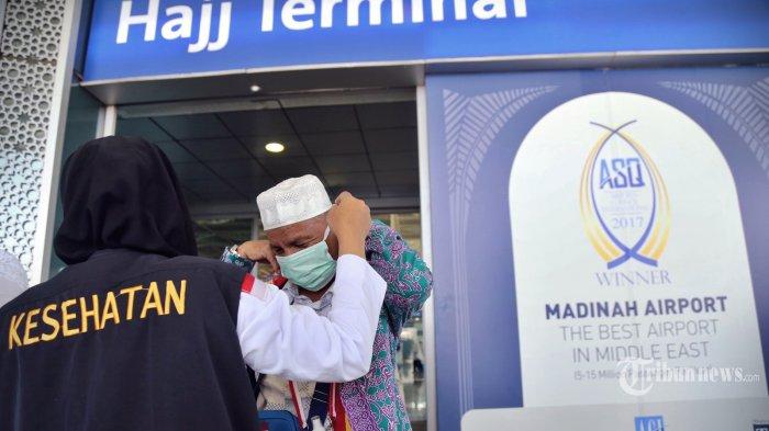Jemaah Haji Indonesia Dapat Perlakuan Istimewa di Bandara Madinah