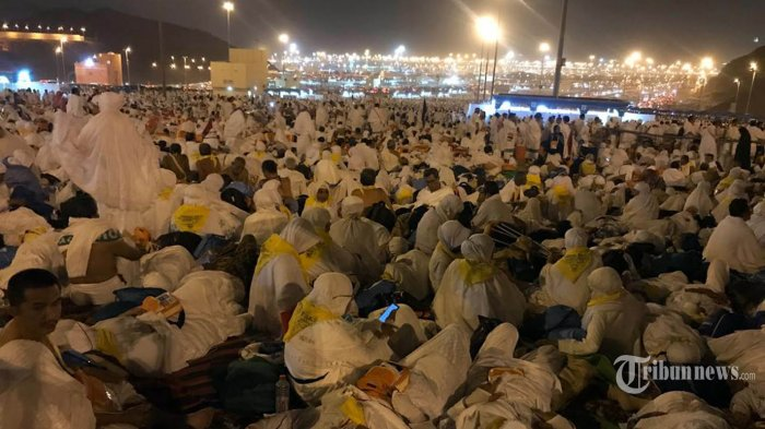 Ibadah Haji Dimulai 29 Juli 2020, Khotbah Wukuf Disiarkan dengan TerjemahanBahasa Indonesia