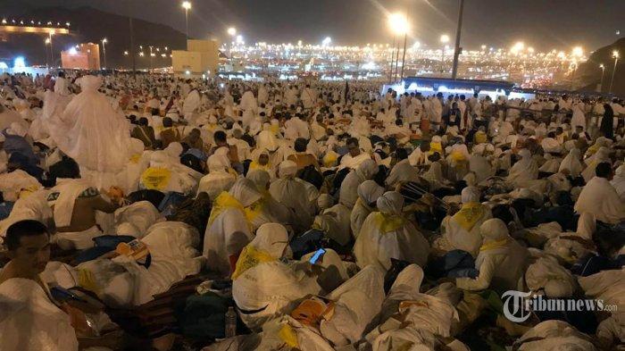 16 Jemaah Haji Meninggal Dunia Dalam 3 Hari Saat Prosesi Mabit dan Lontar Jumrah di Mina