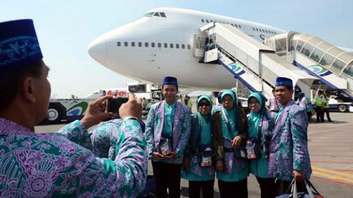 209 Calon Jemaah Haji Kabupaten Bangka Berangkat 2 September 2015