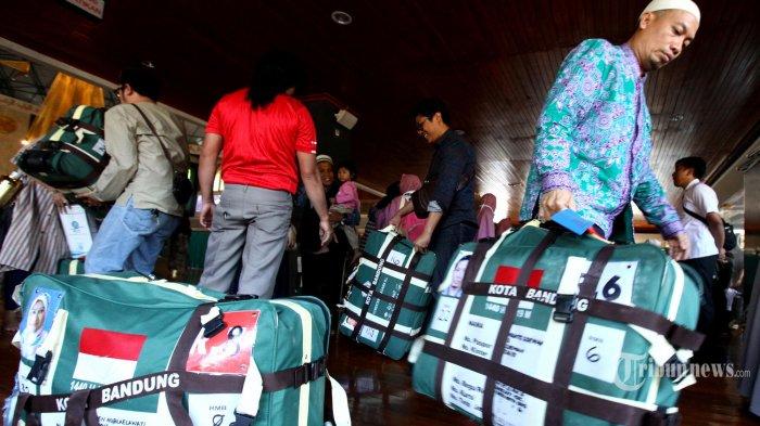 Jemaah Haji Yang Sudah Pulang Ke Tanah Air Diminta Tetap Jaga Kesehatan