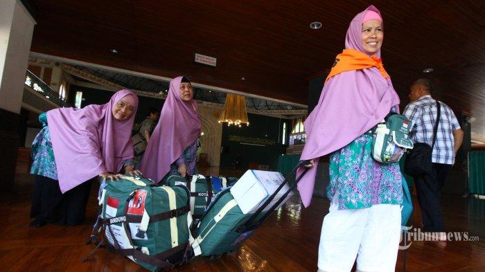 13 Embarkasi Se-Indonesia Disertai Rincian Biaya Perjalanan Ibadah Haji 2020