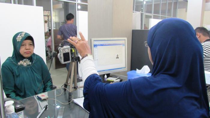 Setiap Sabtu, Imigrasi Pontianak Berikan Pelayanan Khusus Bagi Calon Jemaah Haji