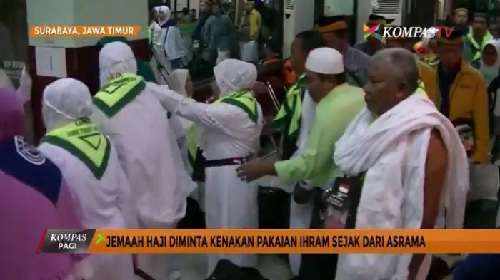 Masih Ada 20 Calon Haji Embarkasi Belum Dapat Paspor, Begini Alasannya