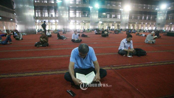Tata Cara Salat Sunnah Lailatul Qadar, Simak Bacaan Niat, Doa dan Keutamaannya Ini