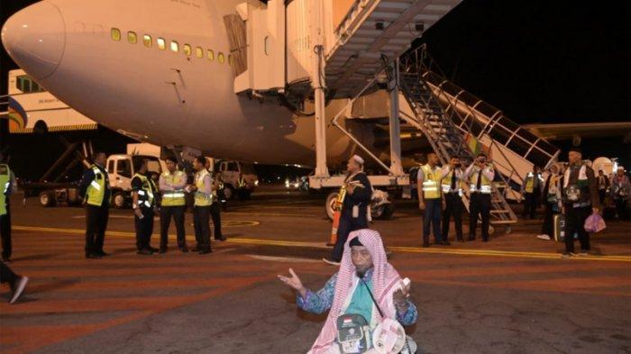 62 Hari Bertugas di Tanah Suci, Petugas Haji Indonesia Tiba di Tanah Air