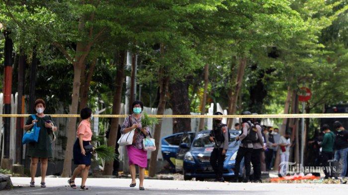Kapolri Perintahkan Kepala Densus 88 Berangkat ke Makassar Sikapi Aksi Bom Bunuh Diri