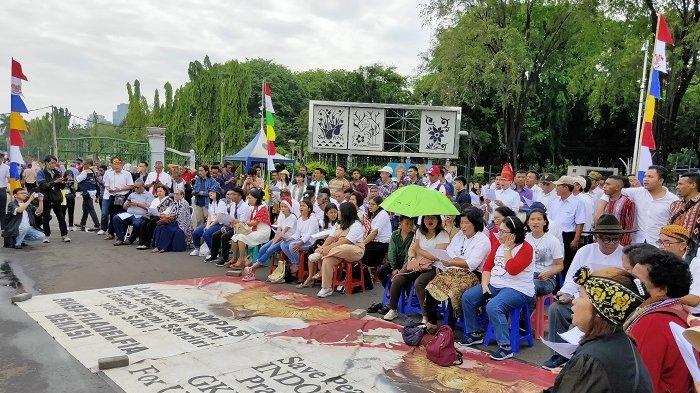 Pengurus: Dua Periode Wali Kota dan 2 Presiden Gagal Selesaikan Kasus GKI Yasmin