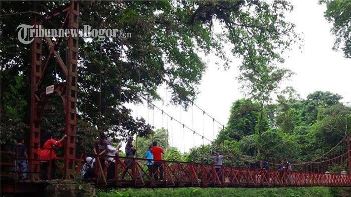 Menguak Mitos Jembatan Cinta Kebun Raya Bogor, Tentang Kandasnya Hubungan Percintaan