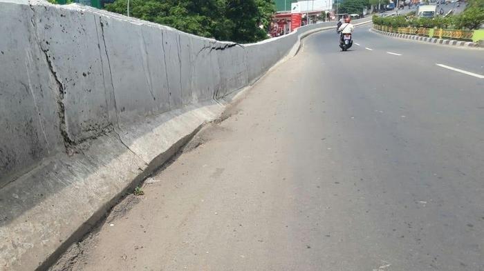 Kondisi Jembatan Cibodas Dikeluhkan Warga, Wali Kota Tangerang Surati Kementerian PUPR