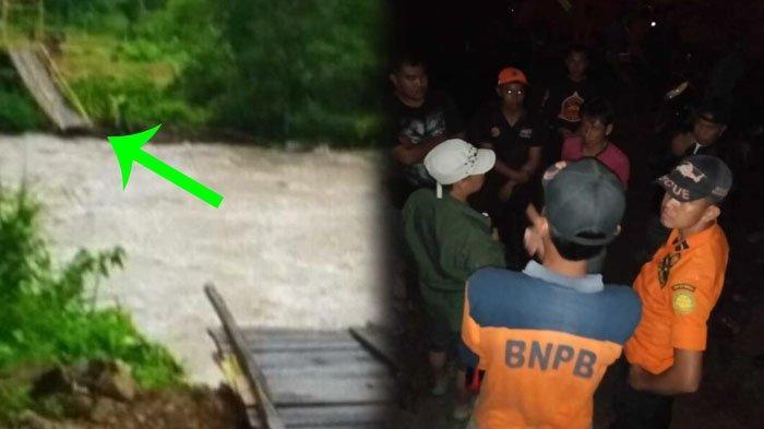 Fakta Putusnya Jembatan Gantung di Objek Wisata Bengkulu yang Renggut Korban Jiwa