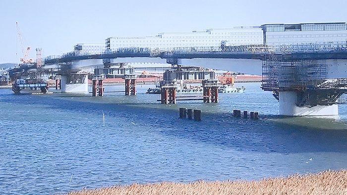 Nama Jembatan Baru yang Menghubungkan Haneda dan Kawasaki Jepang Dipilih dari Usulan Masyarakat