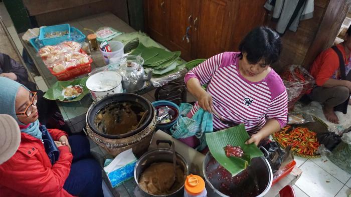 Jenang di Pasar Lempuyangan Yogya Ini, Dulu Langganan Mantan Presiden Soeharto