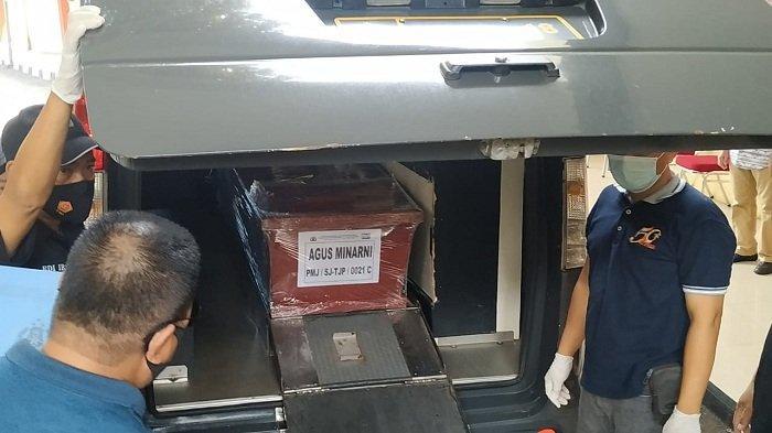 RS Polri Hari Ini Serahkan 4 Jenazah Korban Sriwijaya Air SJ-182 Kepada Pihak Keluarga